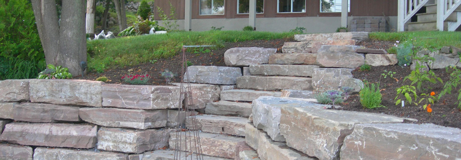 Armour Stone Landscaping